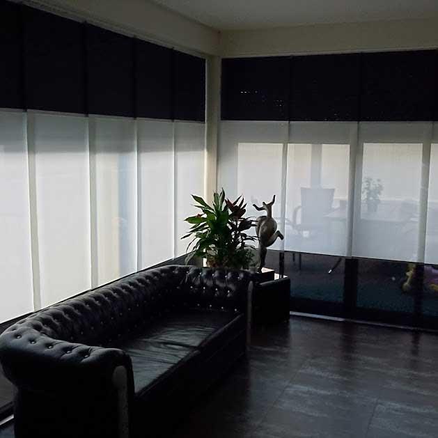 Paneles japoneses con topping aib decora - Paneles japoneses en madrid ...